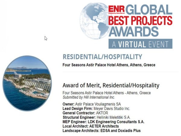 ENR Global Best Projects