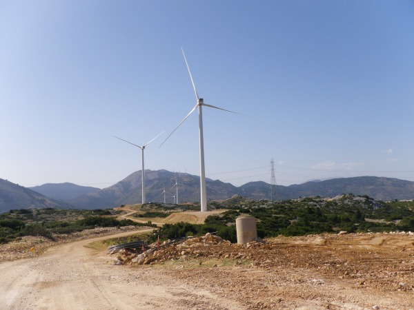 PERDIKOVOUNI EXTENSION, 24MW WINDFARM IN VIOTIA PREFECTURE