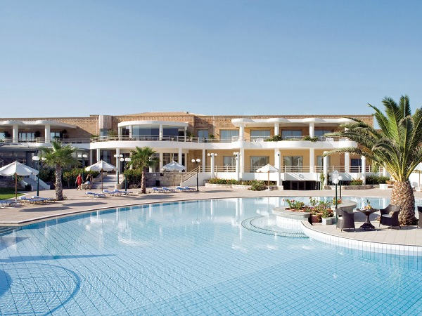 CANDIA MARIS HOTEL IN HERAKLION, CRETE