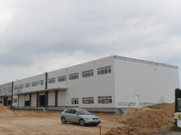 NEW DEPOT IN ANTHOUSA, ATTIKI (GREEK THERMAL BUSES S.A.)