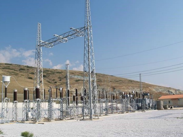 150 kV/20kV SUBSTATIONS AT LARISA PREFECTURE
