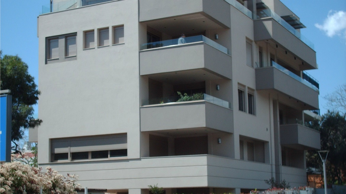 4 STOREY RESIDENTIAL BUILDING WITH TWO BASEMENTS IN MAROUSI, ATIKI