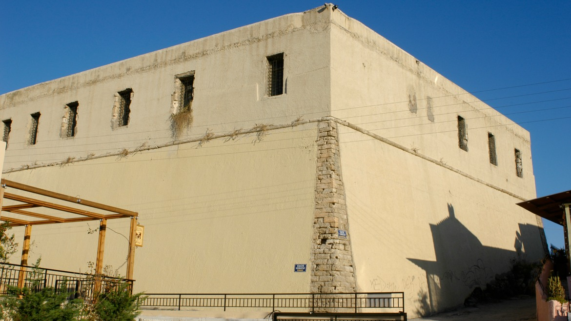 REPAIR - PLANNING - MODERNIZATION OF THE ARCHAELOGICAL MUSEUM OF RETHYMNO