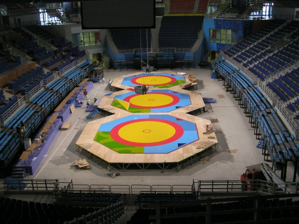 OLYMPIC OVERLAYS