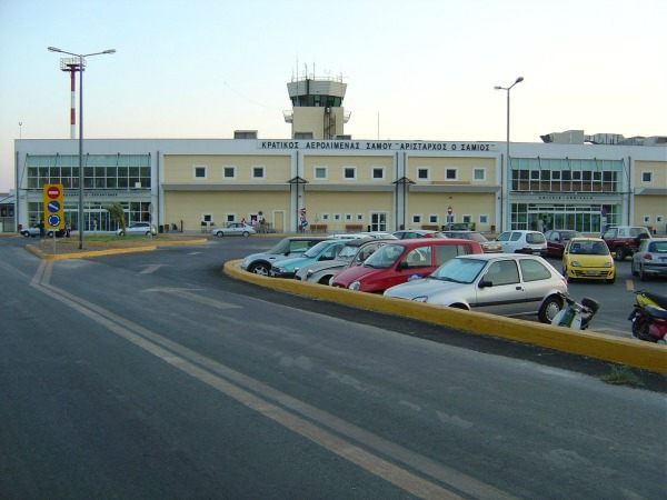 EXTENSION OF SAMOS ISLAND AIRPORT TERMINAL BUILDING
