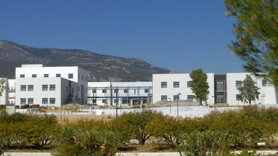 NORTHERN DEPARTMENT AT SMAEK BUILDING UNIT AT TATOI (MILITARY PILOT ACADEMY)